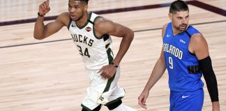 Bucks beat Magic 118-104, take series in 5 games