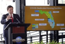 Florida's coronavirus spread appears to be waning