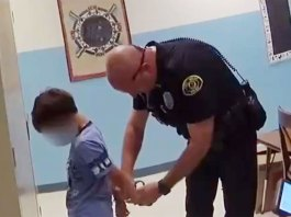 Police tried to cuff young boy at a school in Key West