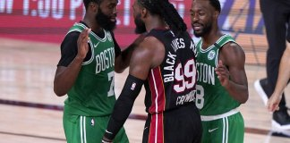 Celtics top Heat 117-106, cut East finals deficit to 2-1