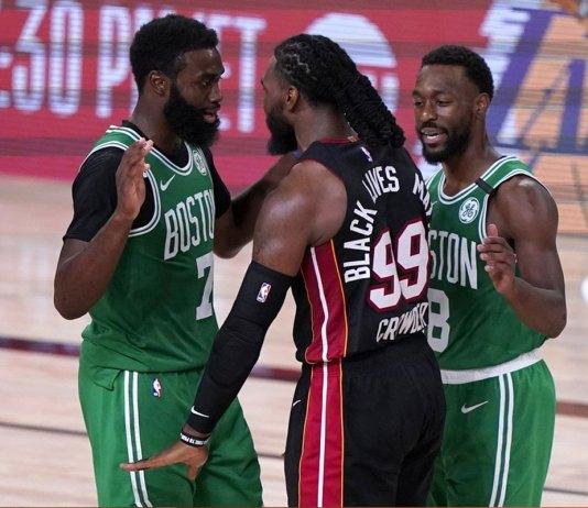 Celtics top Heat 117-106, cut East finals deficit to 2-1