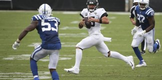 Minshew Mania 2.0: Jags stun Colts, Rivers 27-20 in opener