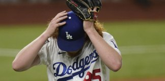 Parade of pitchers not a merry-go-round for Dodgers