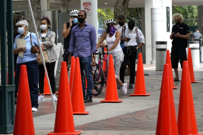 Florida mayors plead with governor to take action on virus