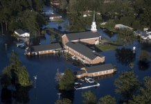 Hurricanes stay stronger, longer after landfall than in past