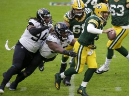 Packers struggle to put away Jags, get by with 24-20 win