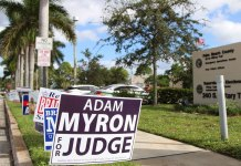 Yes, it is true -- Florida ran a smooth election