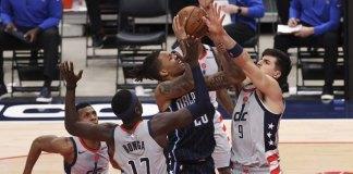Magic beat Wizards130-120 despite Westbrook's historic night