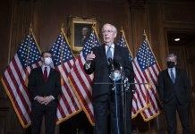 McConnell congratulates Joe Biden as president-elect