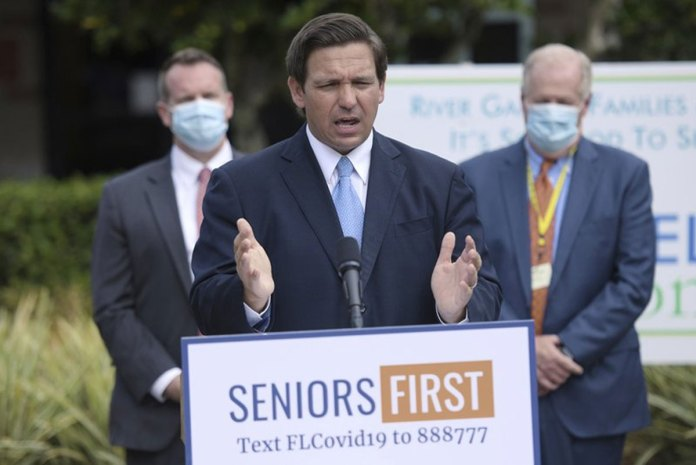 Gov. Ron DeSantis proposes a $96.6 billion budget, a $4.3B increase