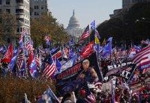 Trump's loyal fans pose challenges for Republicans, Biden