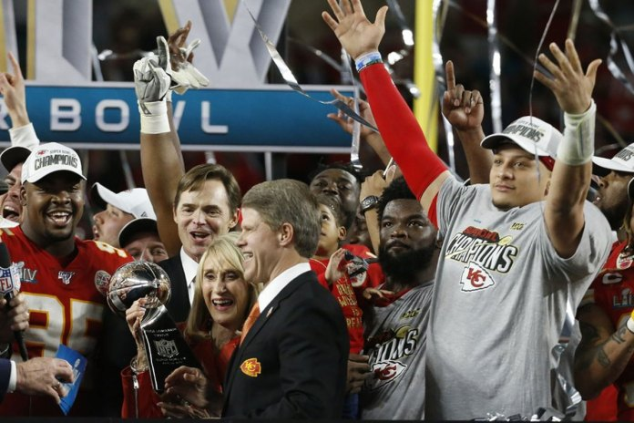 Chiefs matriarch, now 82, will continue Super Bowl streak