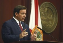 Gov. DeSantis touts COVID response in State of the State address