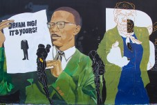 West Palm Beach mural celebrates icons of the Civil Rights Movement