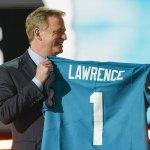 Jaguars open NFL draft, Meyer era by drafting Lawrence