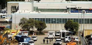 Multiple people dead in shooting at rail yard serving Silicon Valley