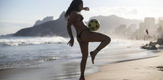 Girl from Ipanema: 'Re-imagining a classic for today's Rio