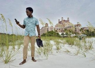 Life's Rewards: St. Pete writes Amazon TV series to lure tourists
