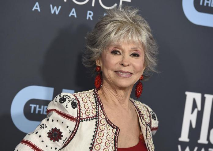Rita Moreno on finding self-worth and never giving up 1