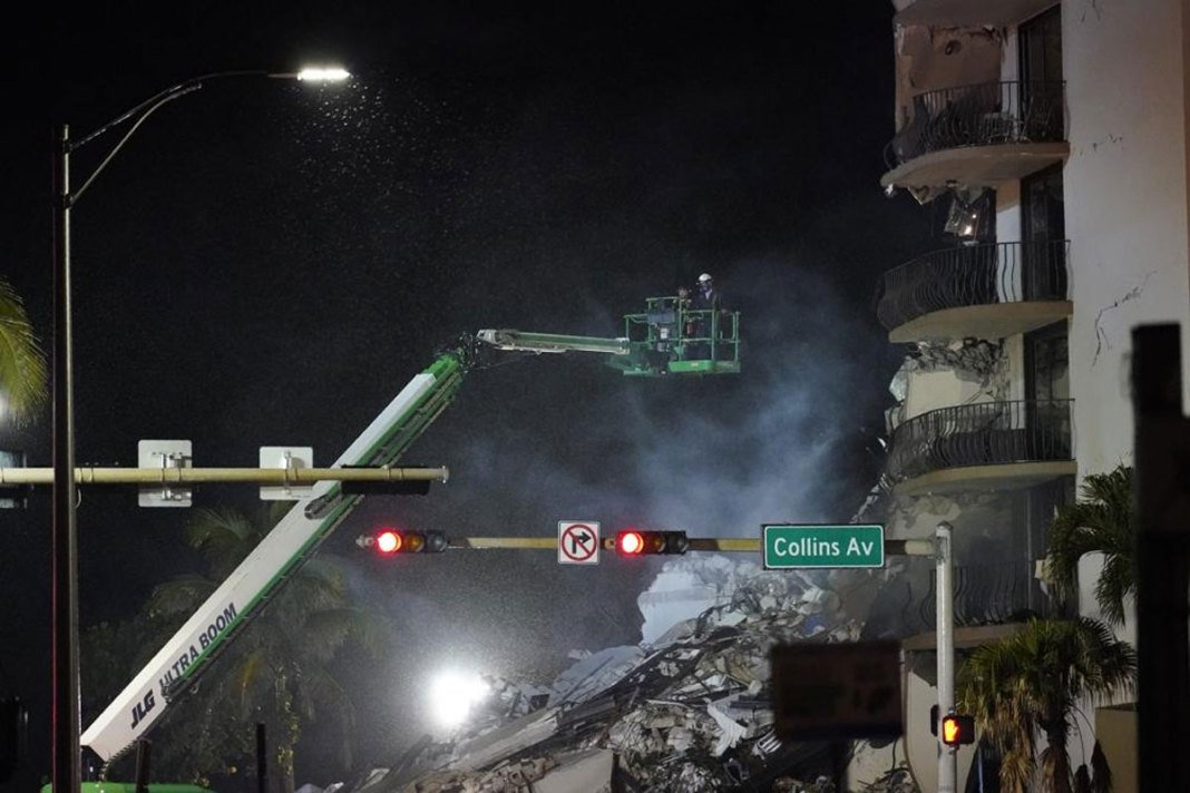 Surfside condo collapse update: 159 still missing, 4 dead