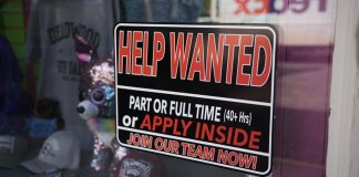The economy adds 559K jobs as companies still struggle to fill positions