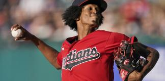 Cleveland's baseball team goes from Indians to Guardia