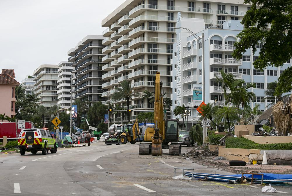 Death toll in Florida condo collapse now 79