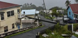 Elsa strengthens into season's 1st hurricane in Caribbean