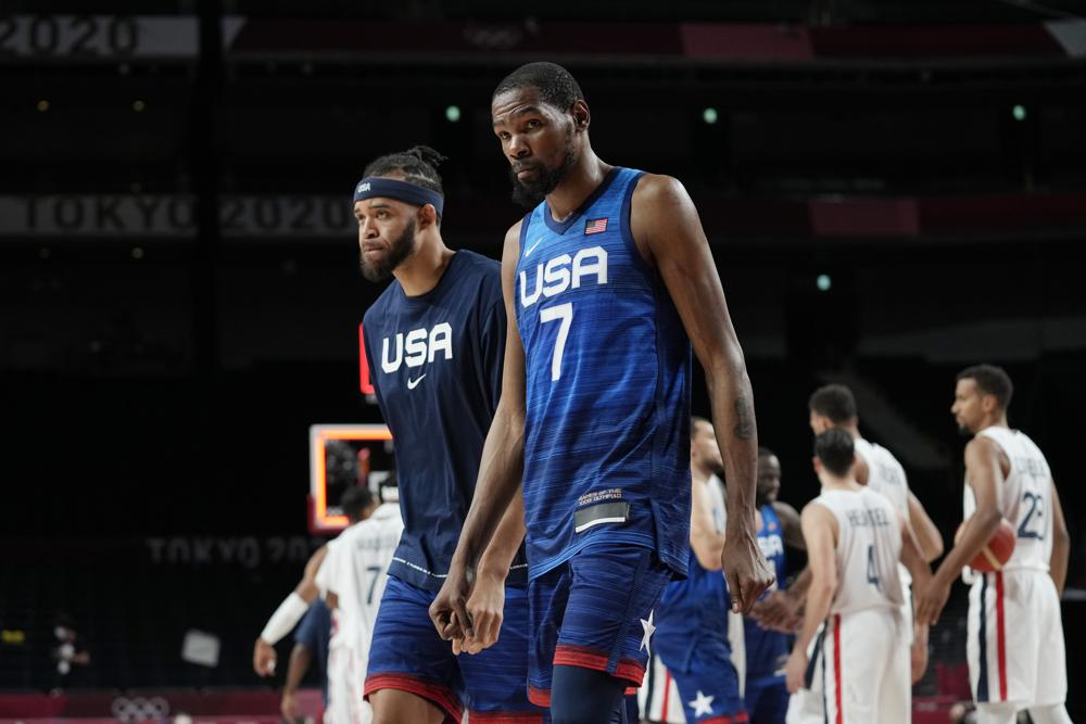 If shots don't fall in Olympics, not a surprise when US does