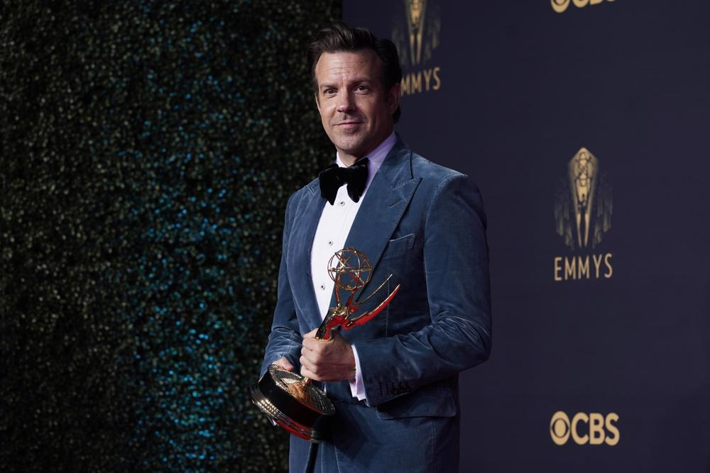 'The Crown,' 'Ted Lasso,' 'Queen's Gambit' top Emmy Awards