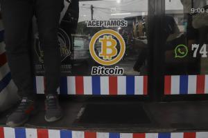 Bitcoin brings hopes, doubts for Salvadorans sending money