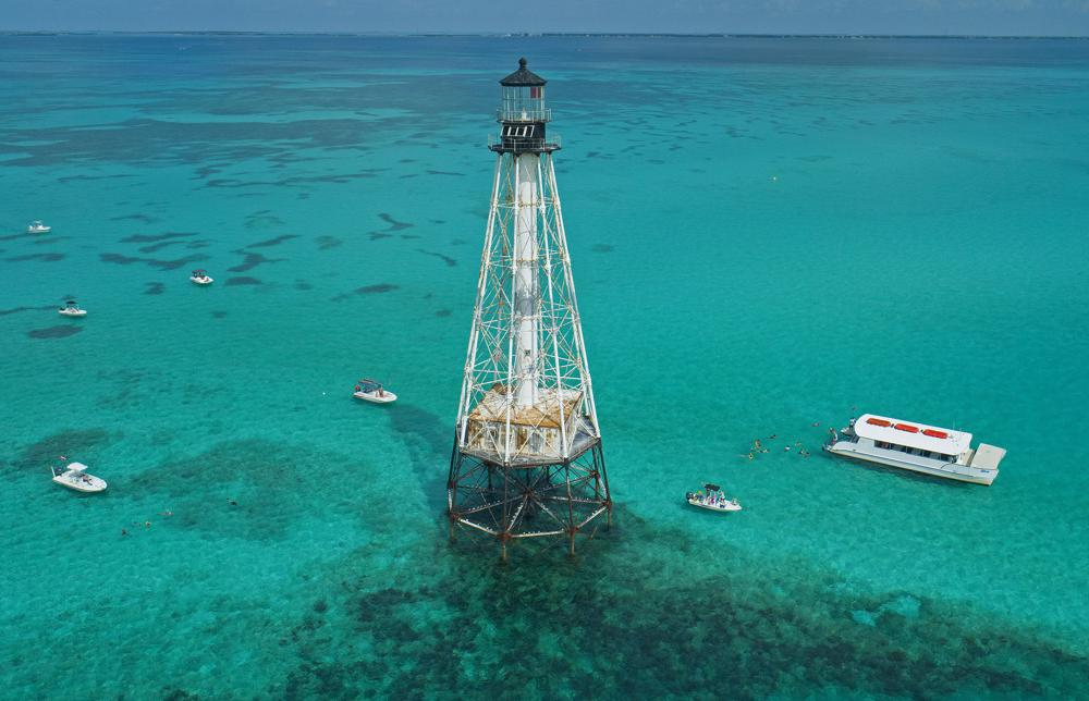 Group plans to restore historic Florida Keys lighthouse