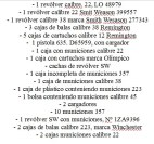 lista armas 5