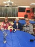 Monika Orumaa Craig, Leena Aare and Lisa Mets. KFES picnic, 22 aprill 2017, Seminole, FL. Foto: Inne Joonsar