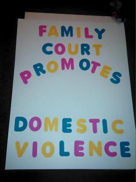 Family Court Promotes Domestic Violence - 2015