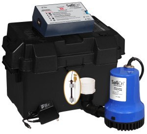 Safe Dri Battery Backup
