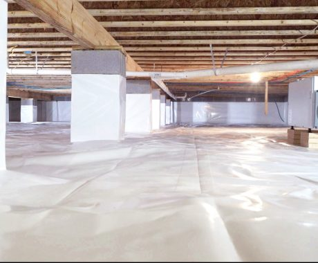 A Handy Guide to Plastic Crawl Space Barrier Encapsulation