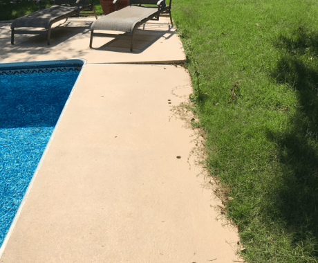 How Can PolyRenewal Repair My Concrete Pool Deck?