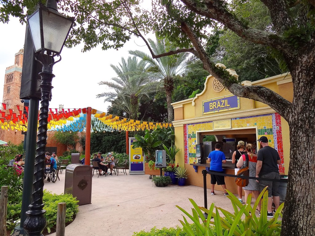 Brazil Marketplace At Epcot Food & Wine Festival
