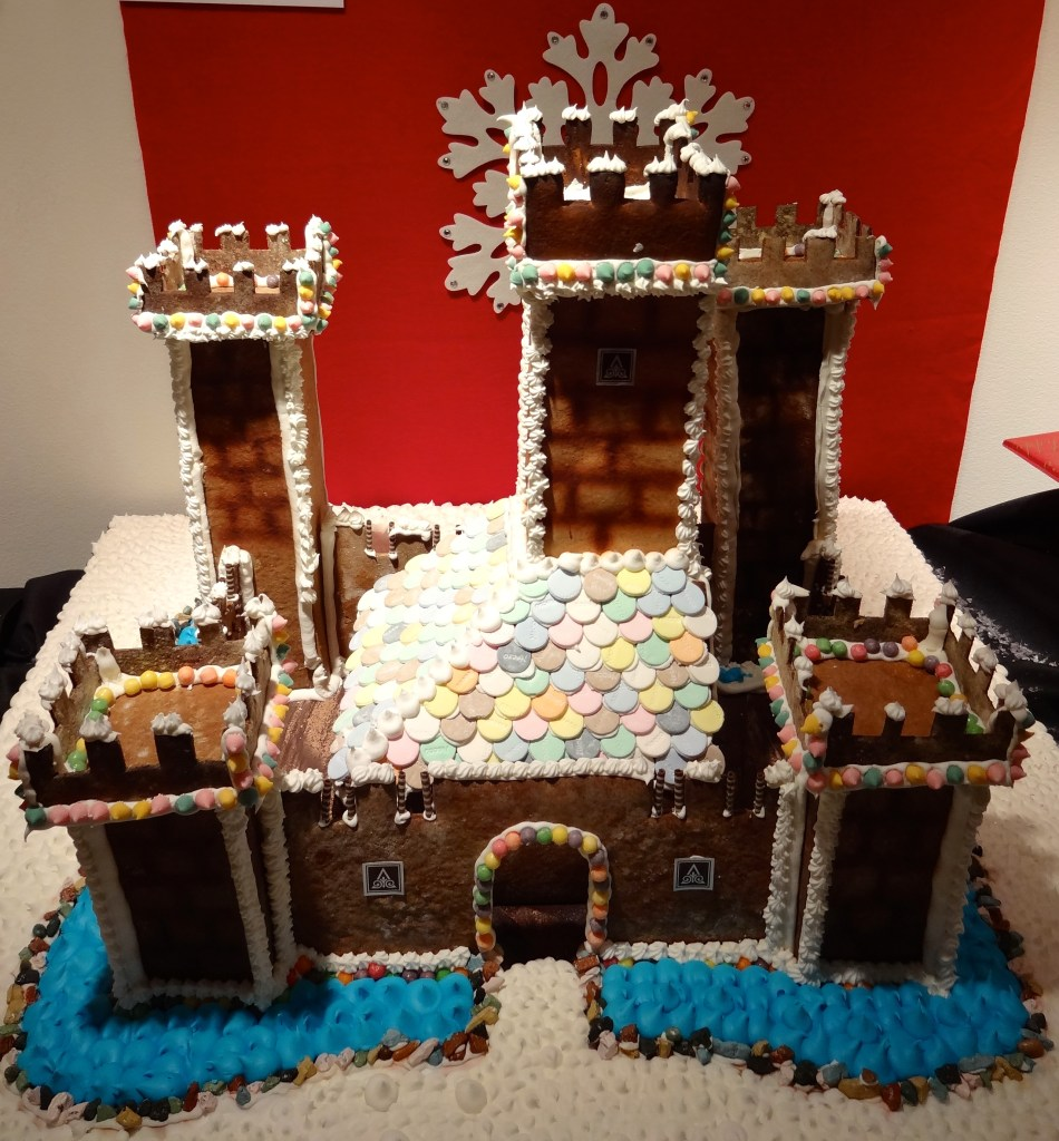Gingerbread Castle - The Alfond Inn