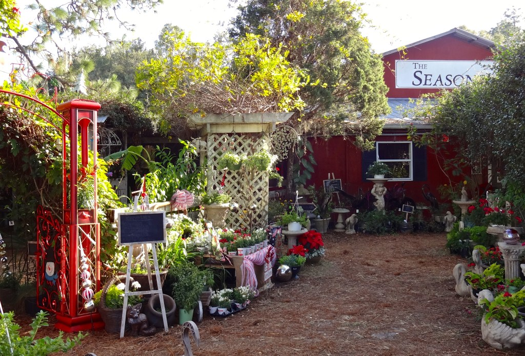 The Back Yard Garden Shop