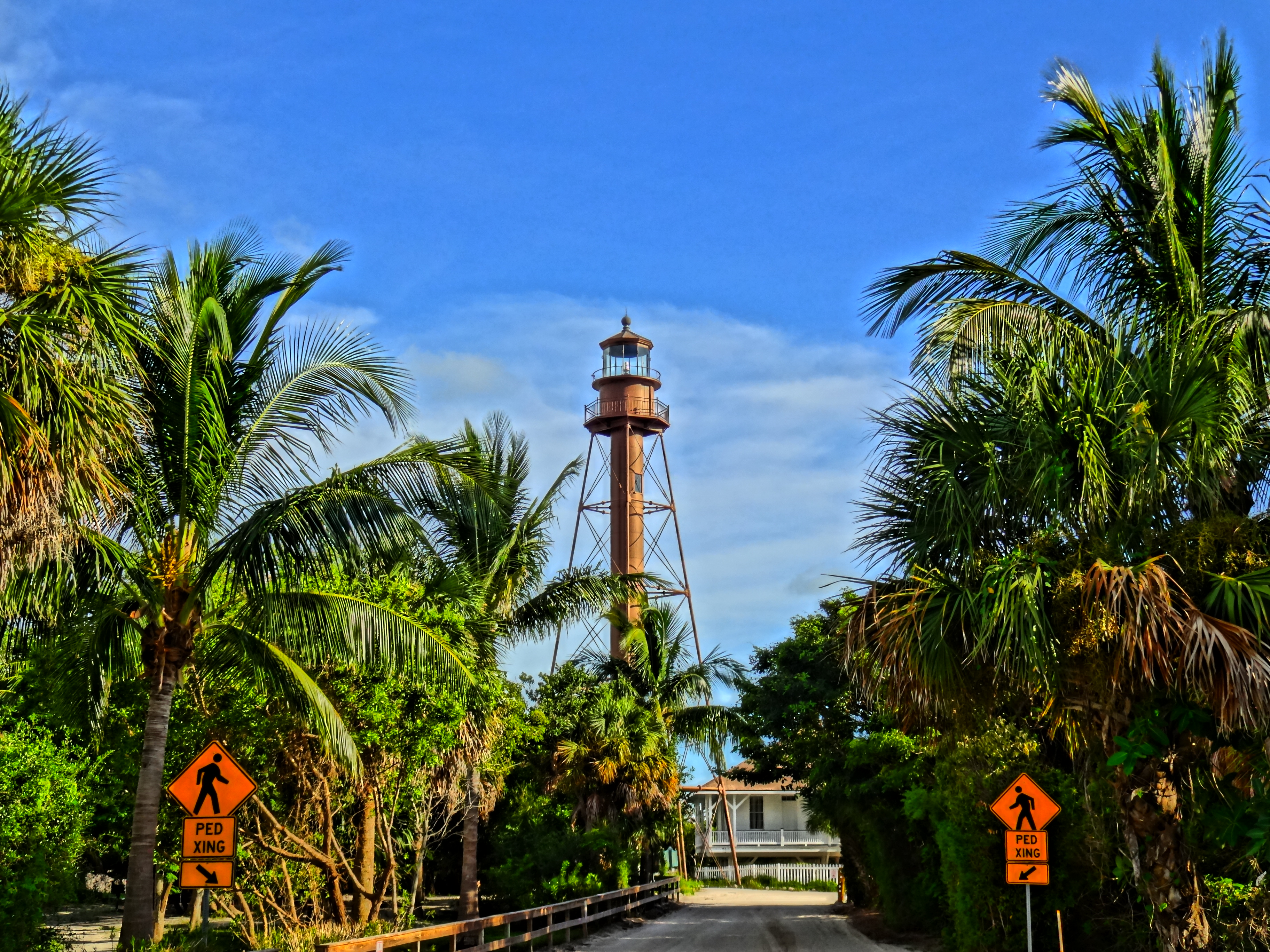 Sanibel Island Lighthouse (formerly Point Ybel Light)