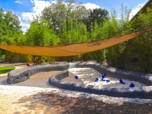 Indigo Pass Sand Play Area at the Children's Garden