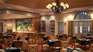 Volterra Fine Dining Options at ChampionsGate Florida