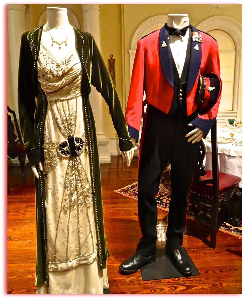 Dressing Downton Exhibit: Incredible Costumes