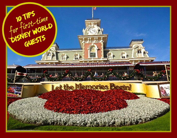 10 Tips for First-Time Disney World Guests