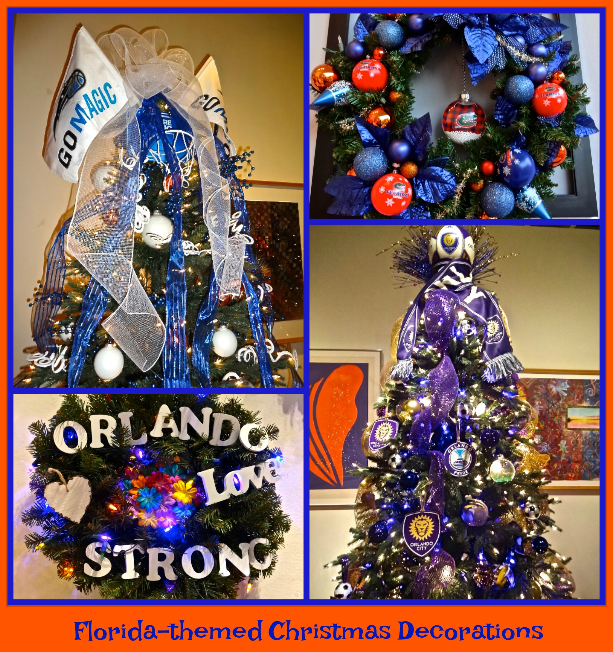 Florida Christmas Tree Ideas.Christmas In Florida How To Celebrate In A Warm Weather