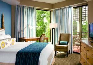 Marriott Royal Palms Master Bedroom