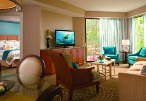 Marriott Royal Palms Villa Interior