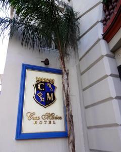 Casa Monica Side Entrance